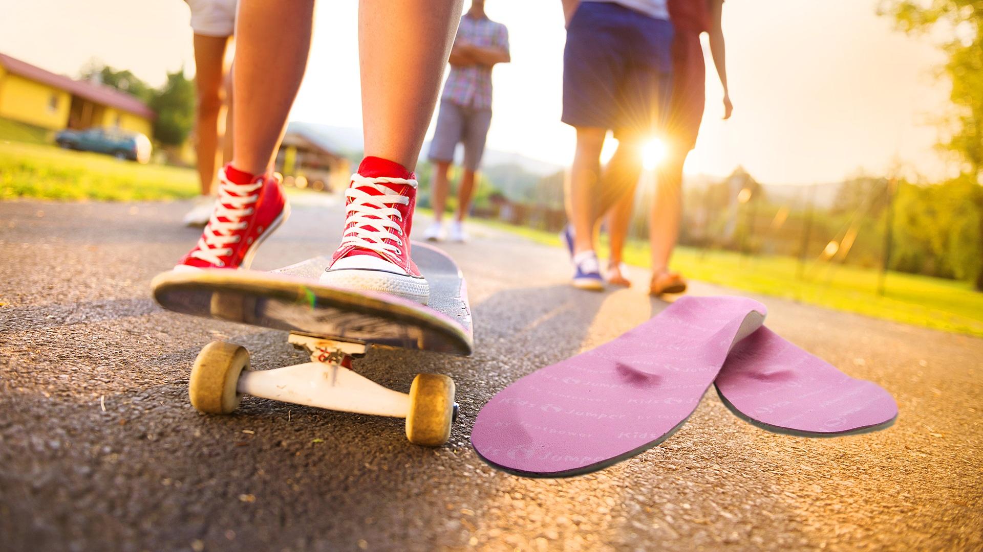 Ortopedski ulošci za tinejdžere TINDŽI